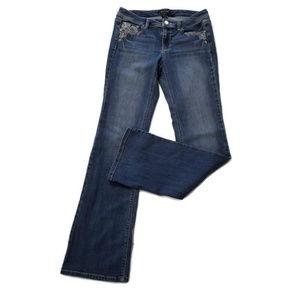 White House Black Market Blanc Women's Jeans